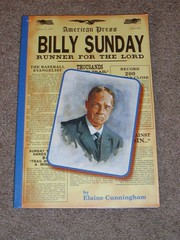 book report on billy sunday runner for the lord