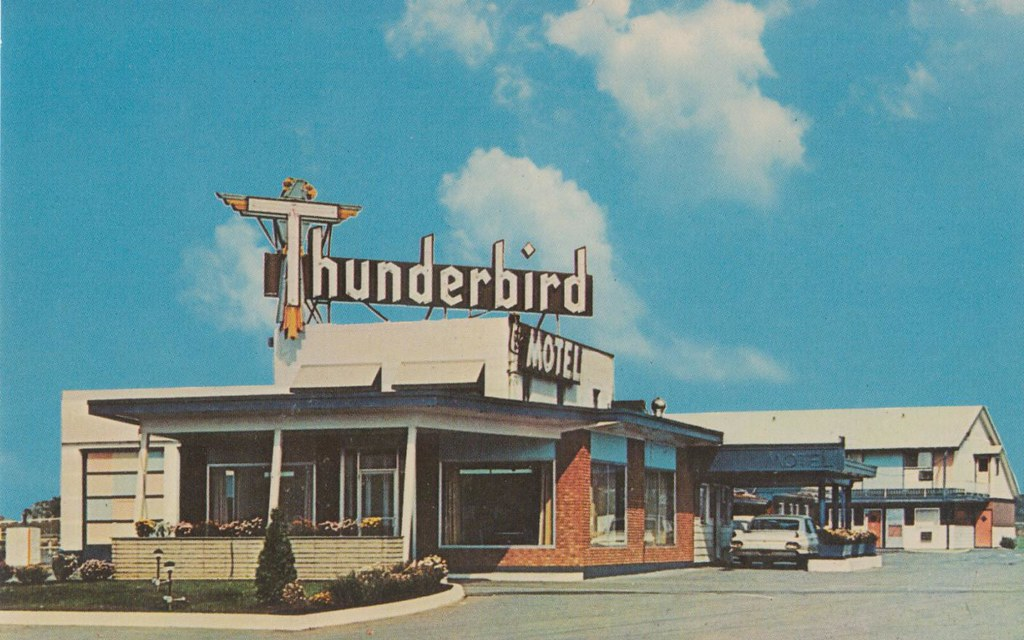 Thunderbird Motel Syracuse New York
