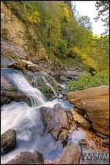 Cullasaja River Gorge (Wizum) Tags: nature water forest river landscape rocks northcarolina gorge callasaja