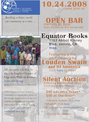 Equator Books Malawi Fundraiser