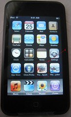 My iTouch Blog Icon