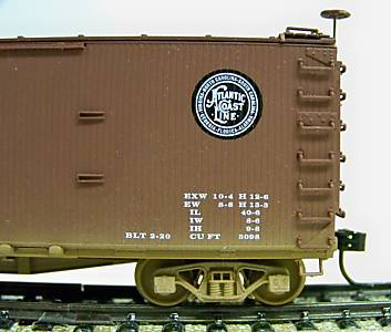 Click To View Ertl Freight Cars