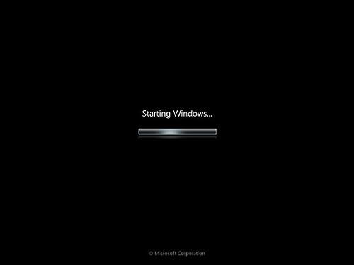 Windows 7 Boot Screen For Vista XP