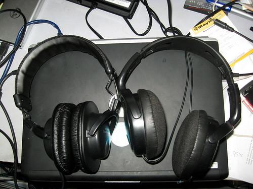 Audio Technica ATH-M30 & Philips SHP2000