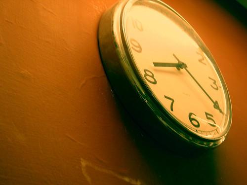 『時間暴走』