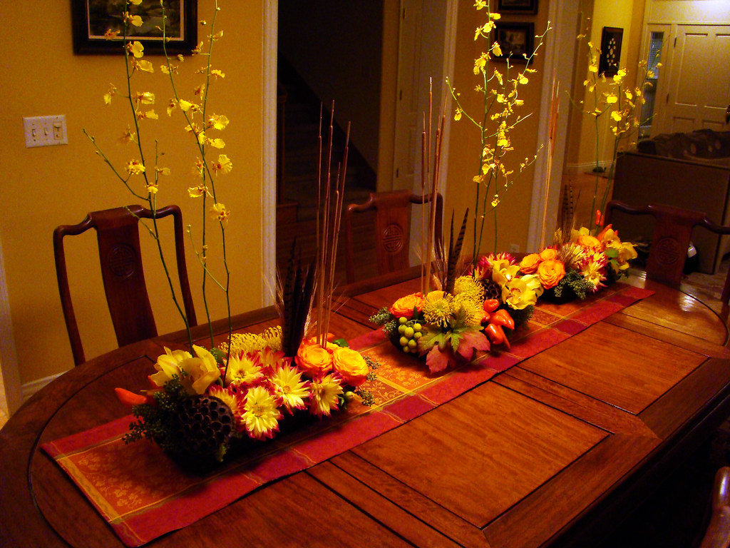 DSC02988 autumn centerpiece