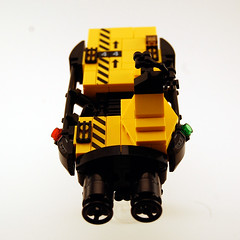 Maxwell House 44 (worker201) Tags: construction lego space microscale