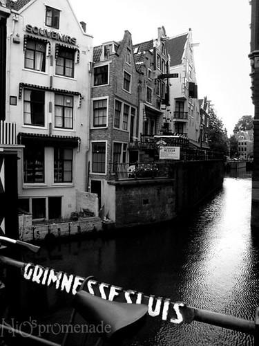 你拍攝的 AMSTERDAM 市区 22。