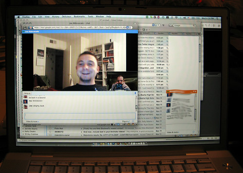 how to gmail video and chat