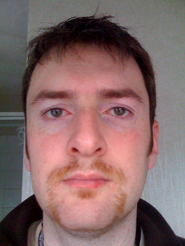 Movember: Day 18