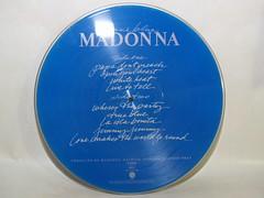 Madonna / True Blue Vinyl