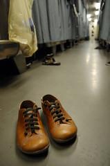 Camper on the move (Maverick Zack) Tags: leather train shoes platform ktm malaysia camper