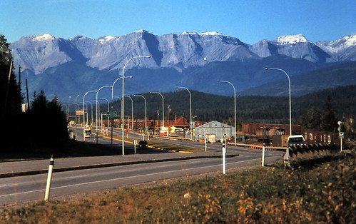 Hinton (AB) Canada  City pictures : gm 13211 Rocky Mountain View, Hinton Alberta 1991 by CanadaGood
