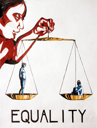 equality by saxarocks