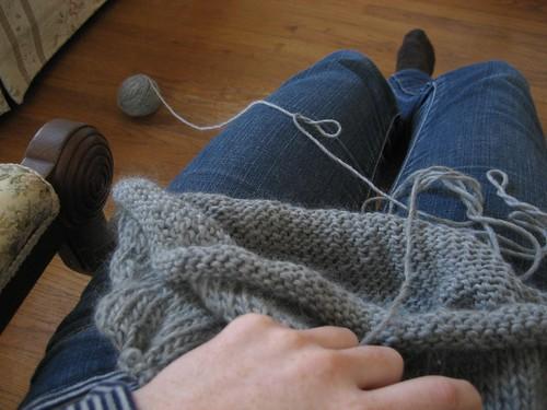 knitting gift