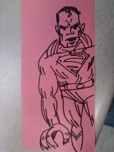 Some kind of Superman