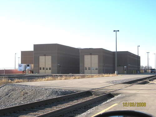 Big Lake Vehicle Maintenance Facility