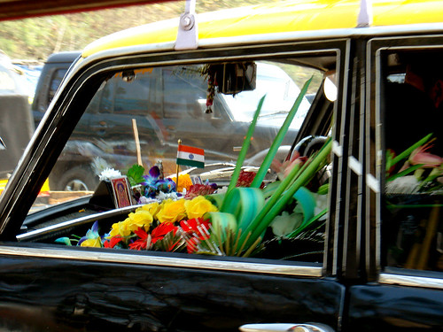 Taxi From Florists