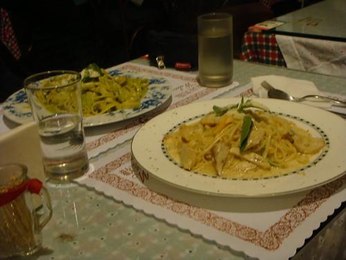 好吃的義大利麵