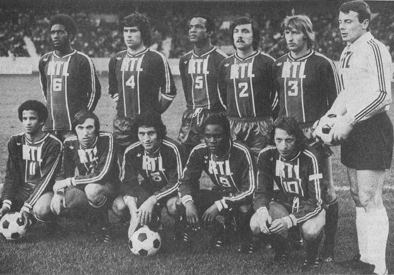 paris sg 1974-75