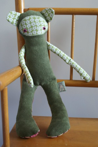 critter made by chickpea studios