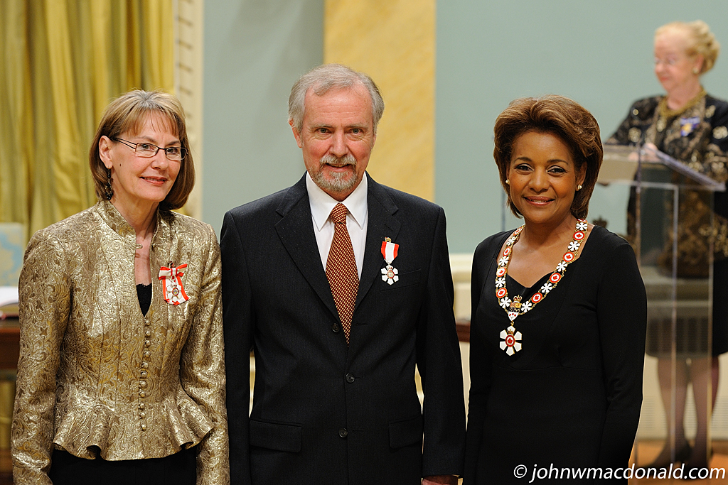 Elke Inkster, C.M. & Tim Inkster, C.M.