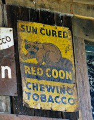Red Coon Chewing Tobacco