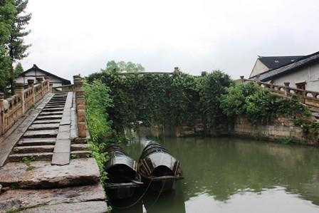 有東方威尼斯之稱的水鄉-紹興…