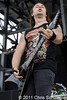 Bullet For My Valentine @ Rock On The Range, Crew Stadium, Columbus, OH - 05-22-11