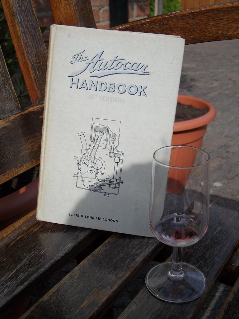 The Autocar Handbook, 13th. edition
