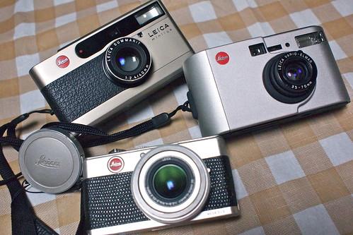 増殖 Leica コンパクト