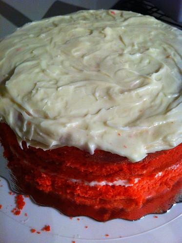 Rose's Red Velvet Cake