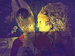 Fukushima VS le Caire MC1984 2011-2014 (mc1984) Tags: painting flickr fukushima mc1984 momie lecaire atrdr