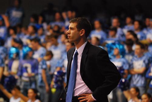 Brad Stevens Head Coach Butler