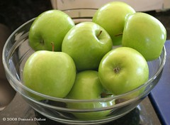 Tuesdays With Dorie: Russian Grandmothers' Apple Pie-Cake: Apples
