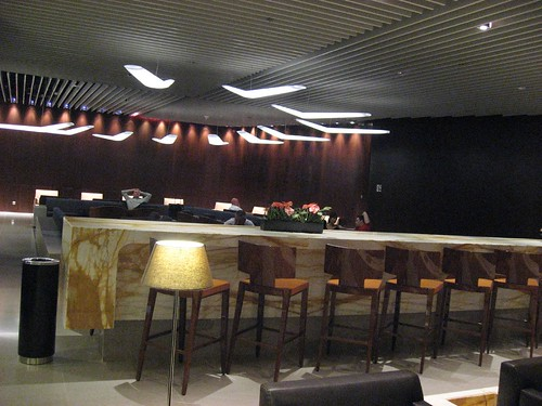 Singapore Airlines Lounge @ Terminal 3 in Changi