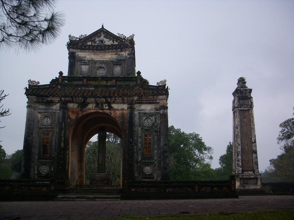 tumba del emperador