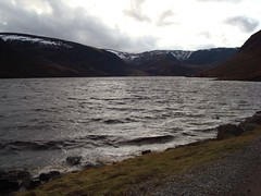 A pretty scottish landscape (theshizniz) Tags: sea sky lake river scotland pond waves hills monroe loch current hil glenesk invermark