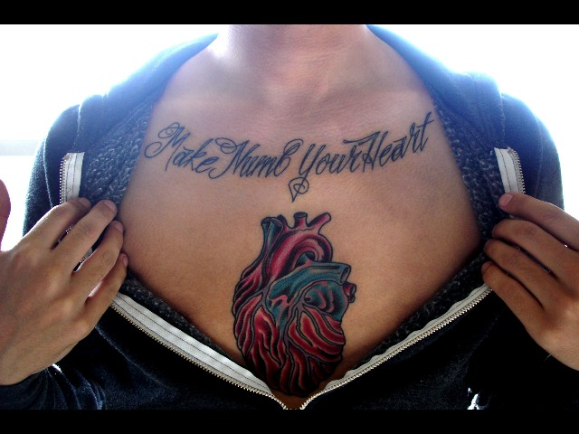 lyrics tattoo. red animal war lyrics tattoo