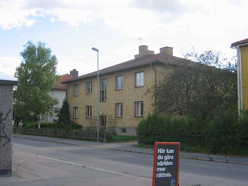 Villavägen 33, Uppsala