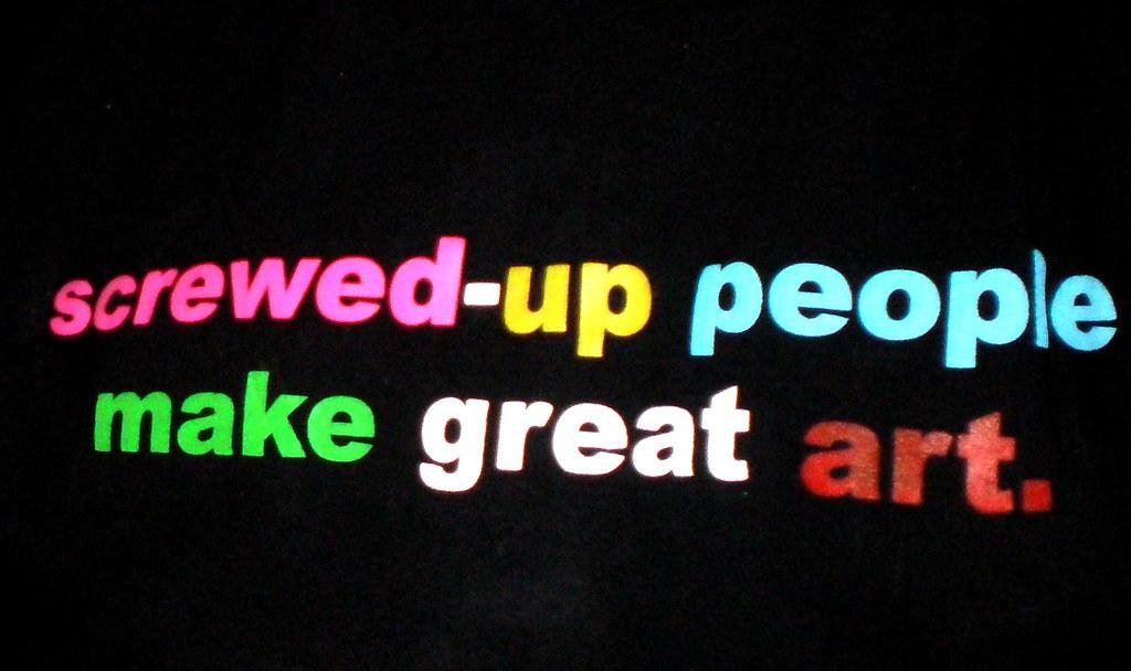 wisdom on a t shirt