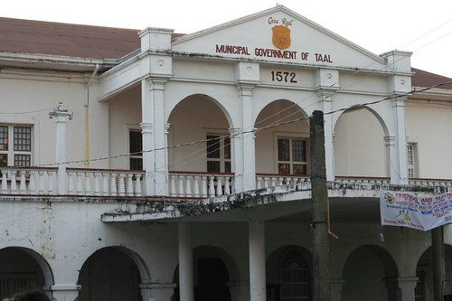 Municipal Hall of Taal Batangas