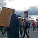 Anti War Demonstration Piccadilly
