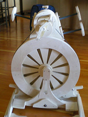 SpinOlution Mach 1 Wheel, with bobbins!