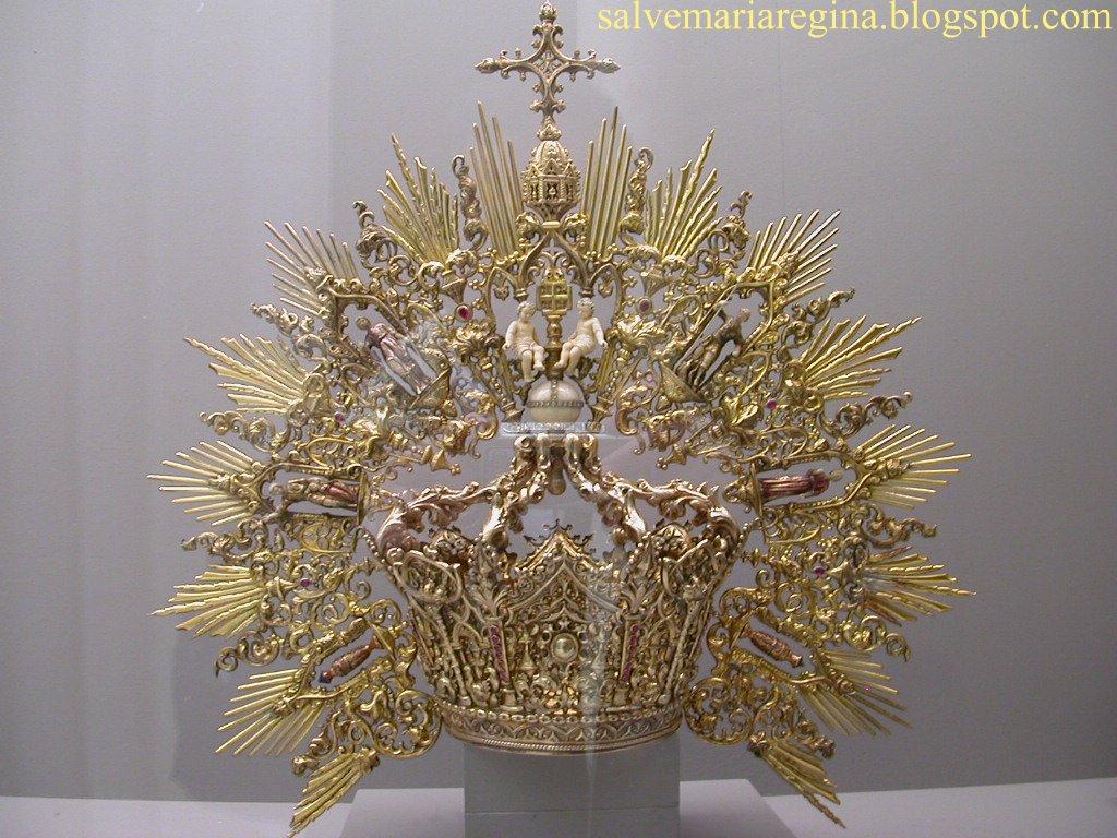 Corona de Nuestra Señora de los Dolores. El Arahal (Sevilla)