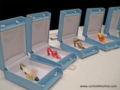 Shoes For Sale (Carlos N. Molina - Paper Art) Tags: art japan paper tokyo design miniature women shoes origami highheels sculptures stilettos papercraft 3dpaper papersculptures desingfesta
