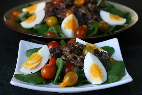 Vietnamese Steak and Watercress Salad