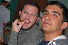 Smokes (silici0) Tags: nikon rafael 2008 aniversrio lucena charuto d40 nikond40