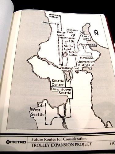 seattle metro map trolley plan transit expansion