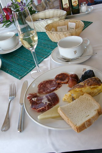 Parador Breakfast